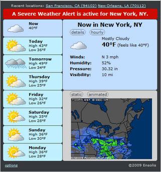Forecastfox Weather